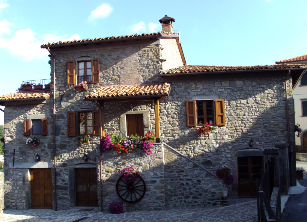 our home in tuscany